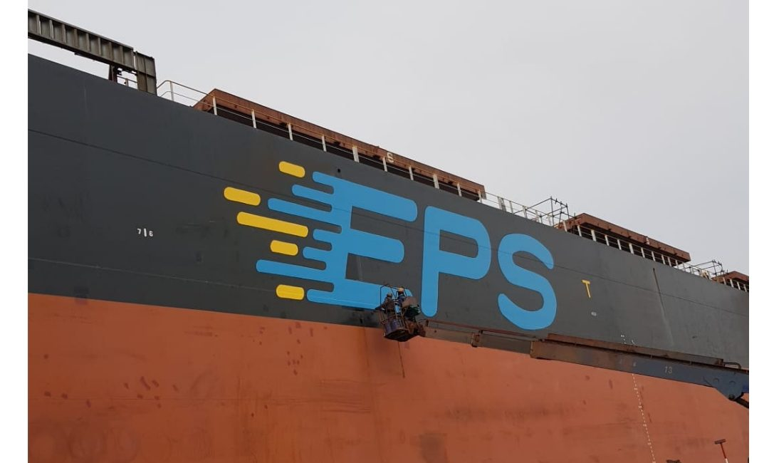Eastern Pacific Shipping unveils modified branding for entire fleet