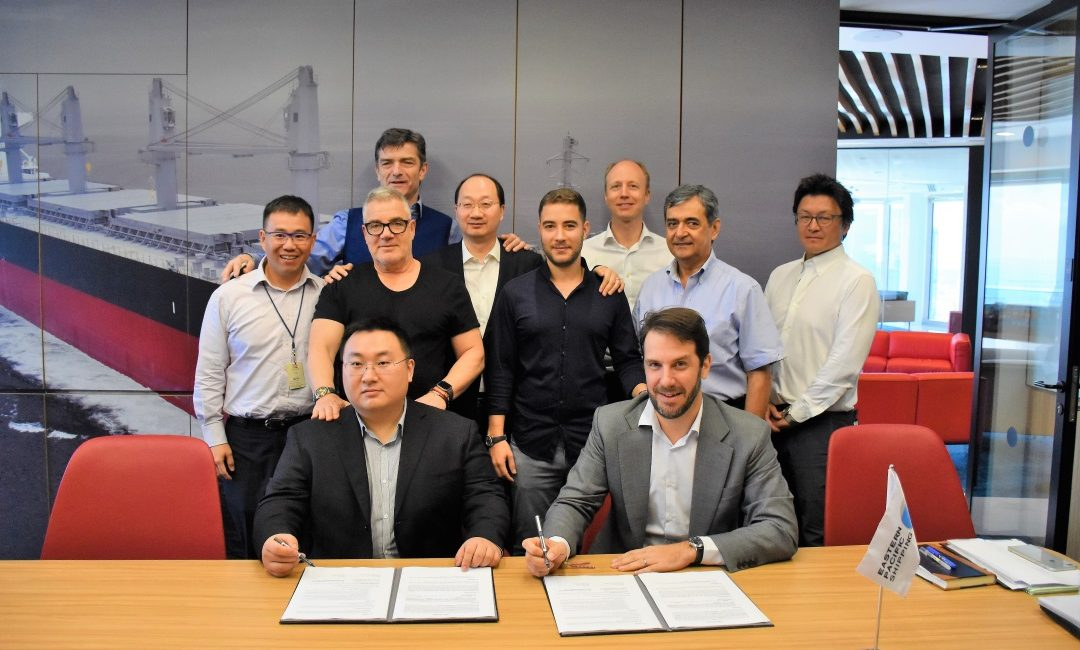 EPS signs Letter of Intent with New Times Shipbuilding