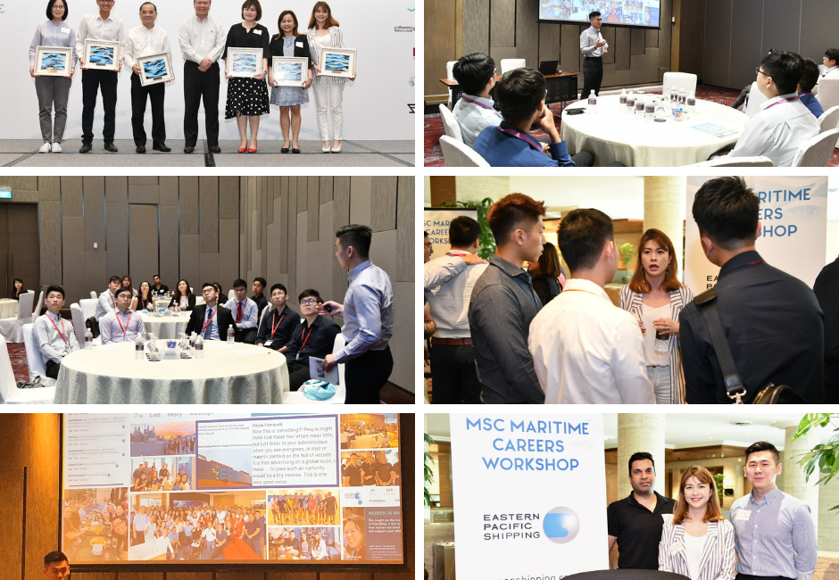 EPS participates in MSC Career Workshop
