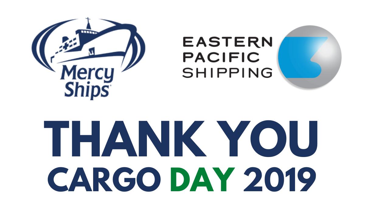 Mercy Ships raises $1.3million!