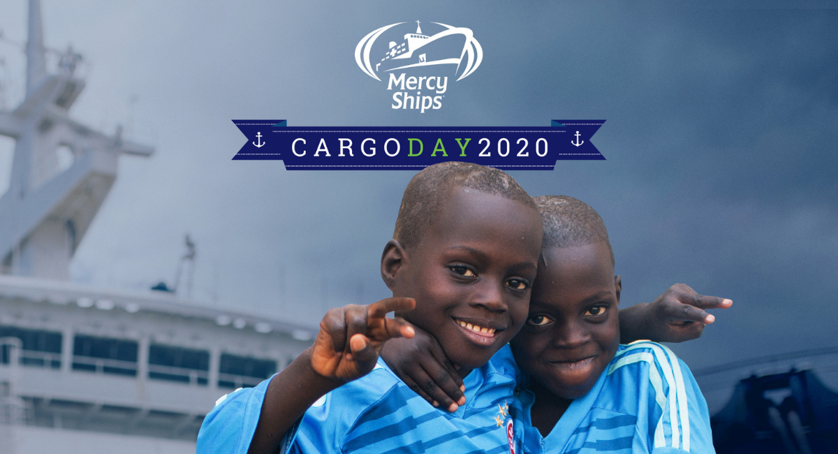 mercy ships world cargo day 2020!