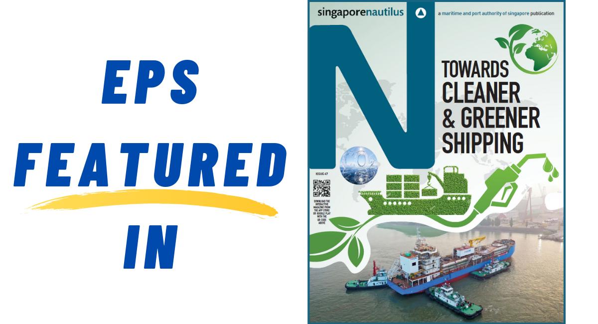 EPS featured in Singapore Nautilus!