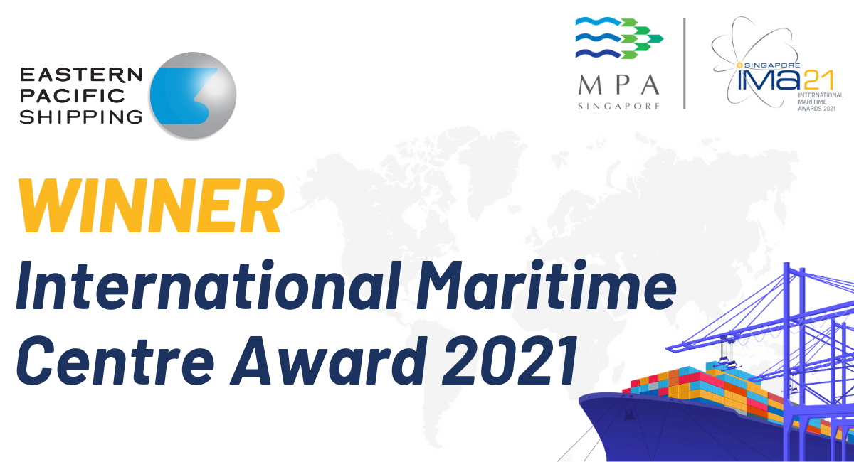 EPS Wins IMA IMC 2021!