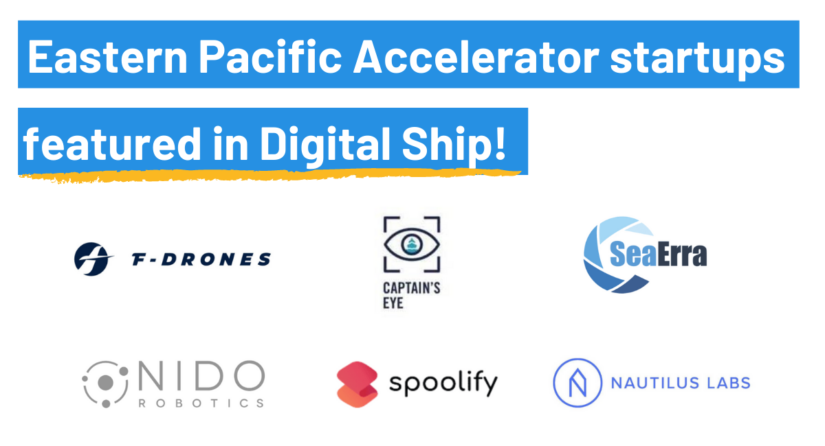 Six Accelerator Alumni Featured in Digital Ship!