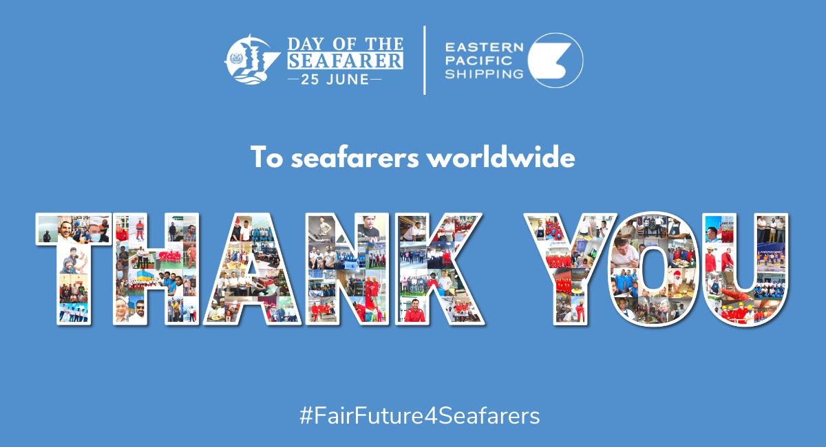 #FairFuture4 Seafarers