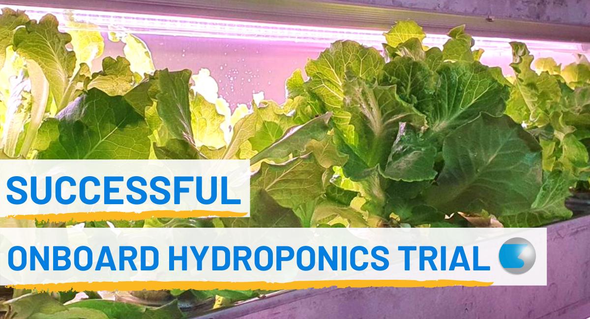 EPS Harnesses Hydroponics