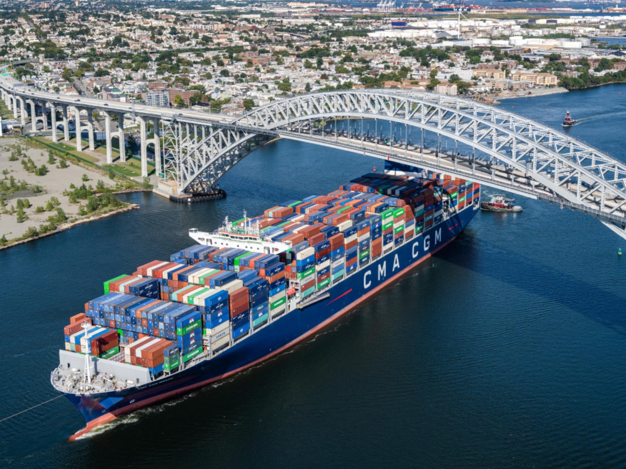 Container Fleet